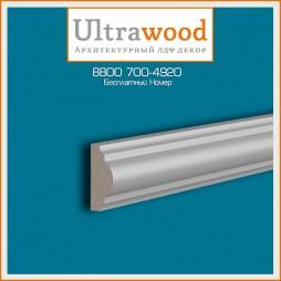 Молдинг UltraWood U 003 (12х25х2440)