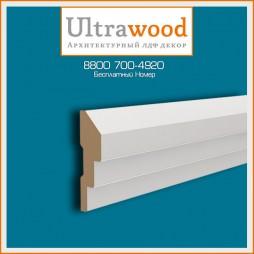 Молдинг UltraWood U 004 (22х75х2200)