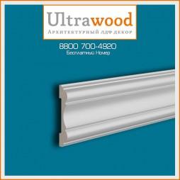 Молдинг UltraWood U 025 (20х101х2440)
