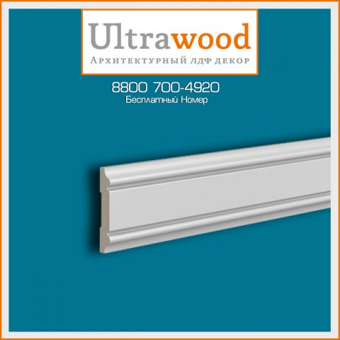 Молдинг UltraWood U 031 (9х47х2440)