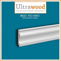 Финишный Молдинг UltraWood Trim 001 (15х67х2440)