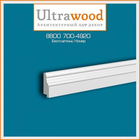 Финишный Молдинг UltraWood Trim 002 (18х51х2440)