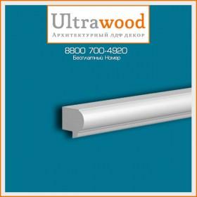 Финишный Молдинг UltraWood Trim 003 (33х38х2440)