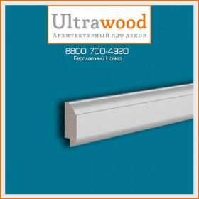 Финишный Молдинг UltraWood Trim 004 (14х37х2440)