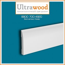 Плинтус UltraWood Base 017 (15х100х2440)