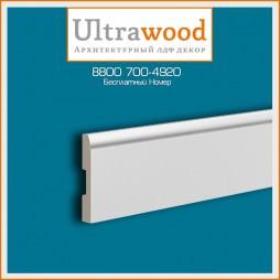 Плинтус UltraWood Base 5051 (12х83х2440)