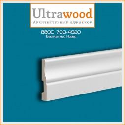 Плинтус UltraWood Base 5340 (15х83х2440)
