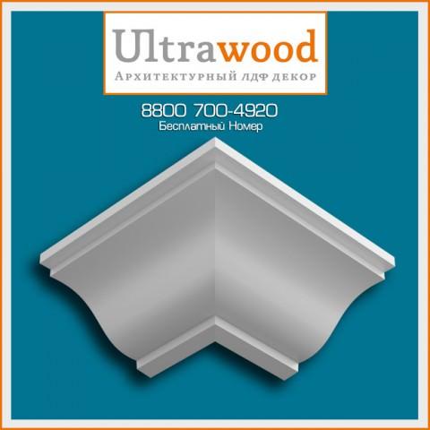 Карниз UltraWood CR 0023 (65х135,5х2440)