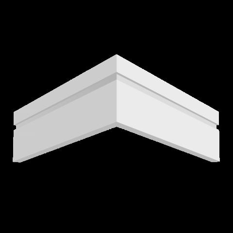 Плинтус UltraWood Base 1015 L (15х100х2440)