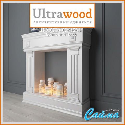 Декоративный Камин Ultrawood V1