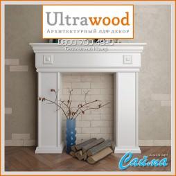 Декоративный Камин Ultrawood V4