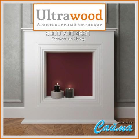 Декоративный Камин Ultrawood V5.2