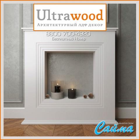 Декоративный Камин Ultrawood V5