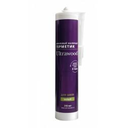 Герметик акриловый малярный Ultrawood 310 мл