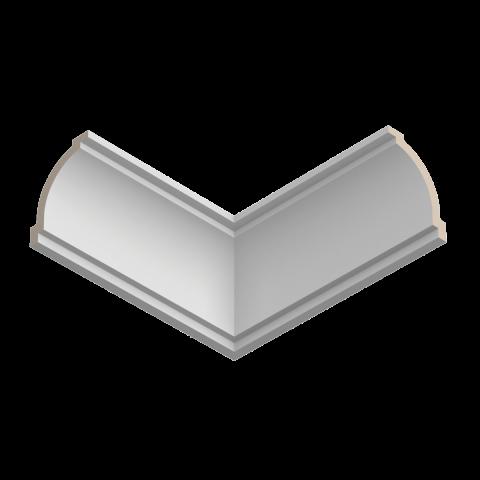 Карниз UltraWood CR 2340 (72х90х2440)