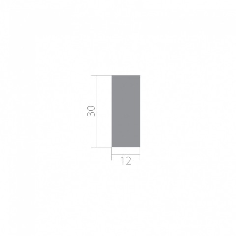 Профиль UltraWood E2E 3012 (12х30х2440)