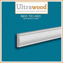Молдинг UltraWood U 006 (9х30х2440)