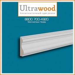 Молдинг UltraWood U 009 (15х55х2440)