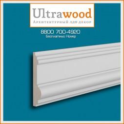 Молдинг UltraWood U 015 (15х85х2440)