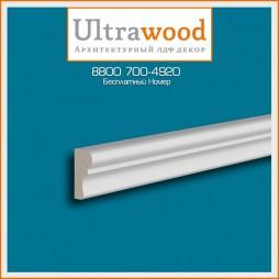 Молдинг UltraWood U 020 (10х20х2440)