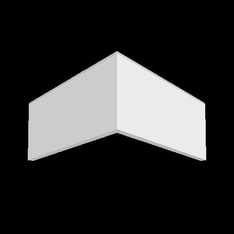 Плинтус UltraWood Base 1010 (10х100х2440)