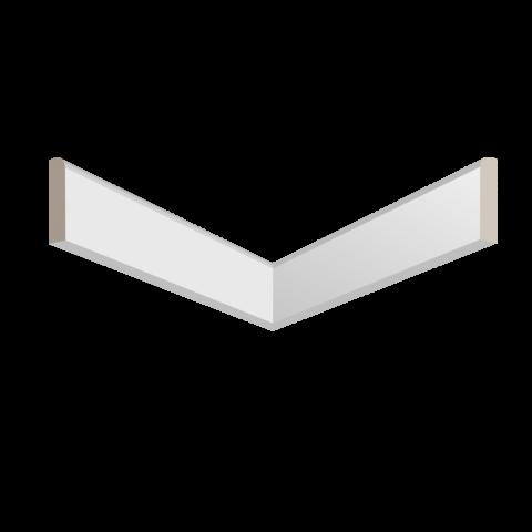 Плинтус UltraWood Base 5012 (12х50х2440)