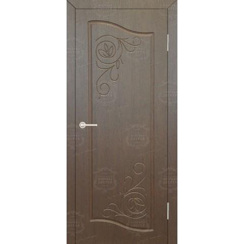 Межкомнатная Дверь (ЧФД) Филлета Глухая