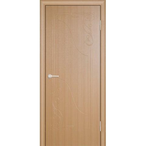 Межкомнатная Дверь (ЧФД) Флоренция Глухая