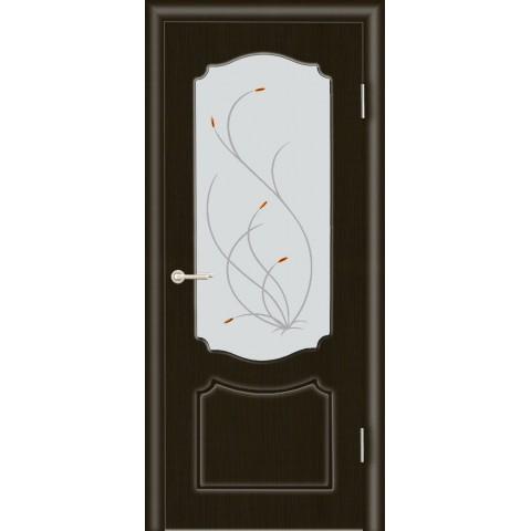 Межкомнатная Дверь (ЧФД) Натали Стекло Белое