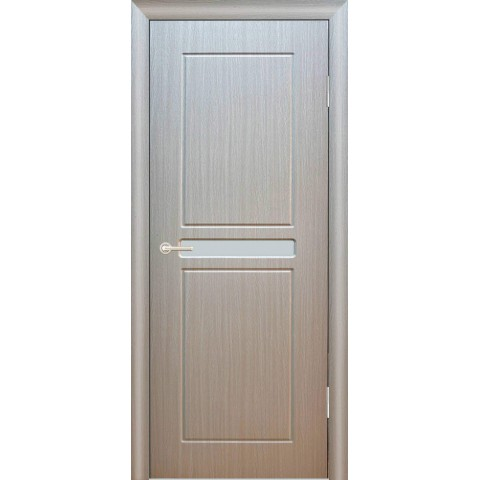 Межкомнатная Дверь (ЧФД) Натель Стекло Узкое