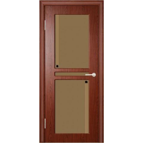 Межкомнатная Дверь (ЧФД) Натель Стекло Полное