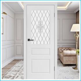 Честер ПО - Межкомнатная Дверь Эмаль