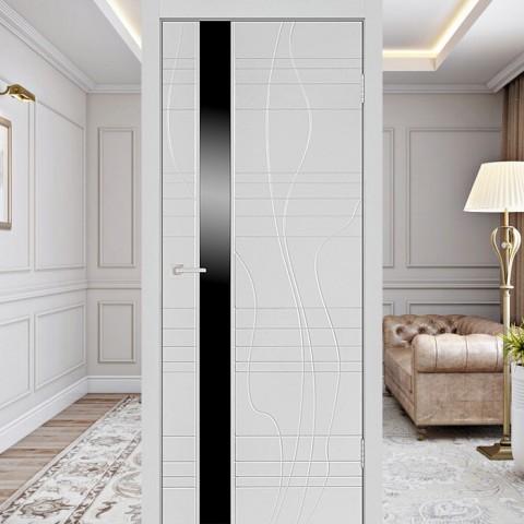 Флора - Межкомнатная Дверь Эмаль