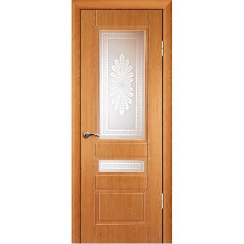 Межкомнатная Дверь Геона Фантазия остекленная