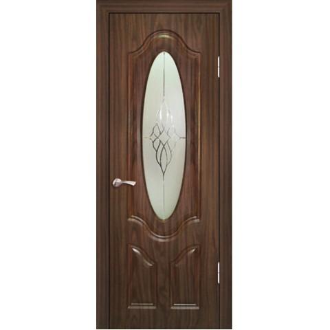 Межкомнатная Дверь Геона Глория остекленная