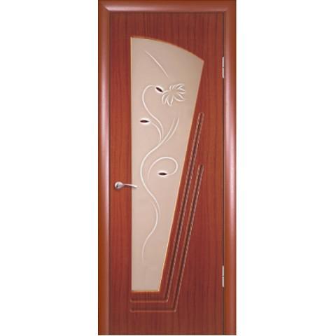 Межкомнатная Дверь Геона Парус остекленная