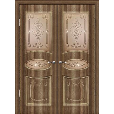 Межкомнатная Дверь Геона Верона остекленная