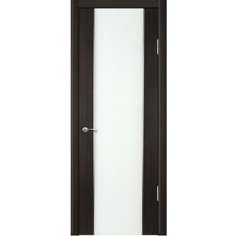 Межкомнатная Дверь Геона. Люкс 1 Остекленная Триплекс
