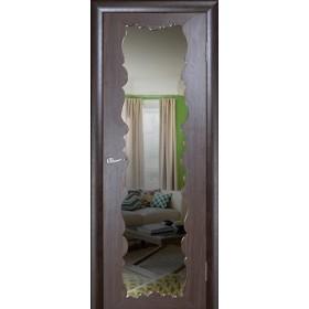 Межкомнатная Дверь Геона. Милана Триплекс Зеркало