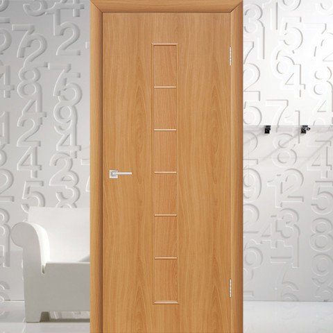 4г2 - Межкомнатная Дверь Ламинированная