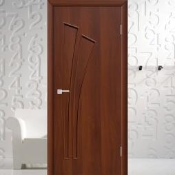 Веер (4г4) - Межкомнатная Дверь Ламинированная