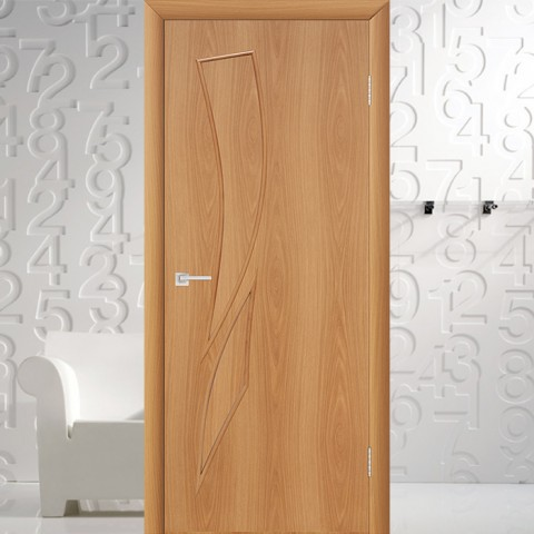 Стрелиция (4г8) - Межкомнатная Дверь Ламинированная