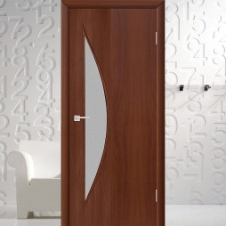Луна (4с5) - Межкомнатная Дверь Ламинированная