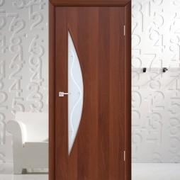 Луна (4с5ф) - Межкомнатная Дверь Ламинированная