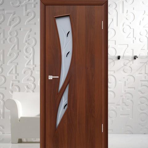 Стрелиция (4с8ф) - Межкомнатная Дверь Ламинированная