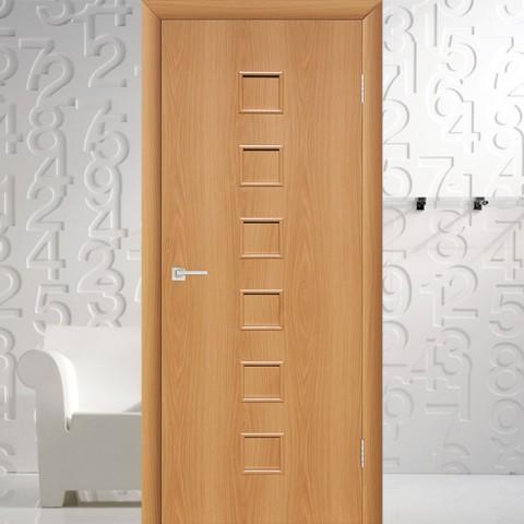 Квадрат (4г1) - Межкомнатная Дверь Ламинированная