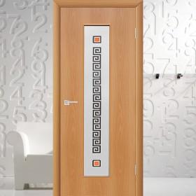 Тиффани-1 - Межкомнатная Дверь Ламинированная