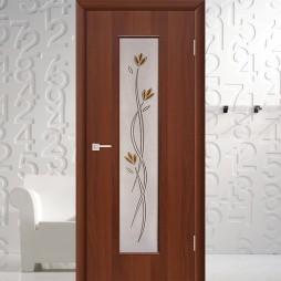 Тиффани-2 - Межкомнатная Дверь Ламинированная