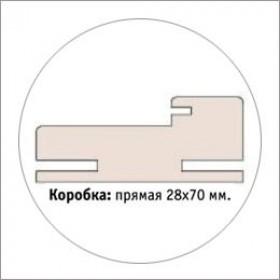 Дверная Коробка (Vario) 70х28 (Комплект 2,5 шт.)