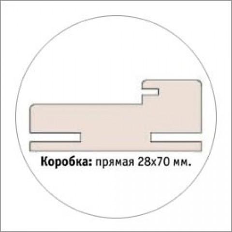 Дверная Коробка (Pronto) 70х28 (Комплект 2,5 шт.)
